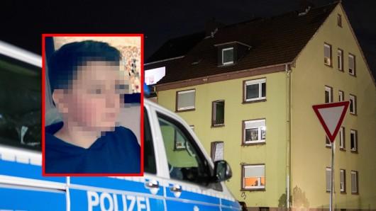 Marvin aus Duisburg wurde in diesem Haus in Recklinghausen gefunden.