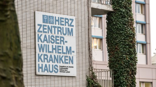 Im Herzzentrum Duisburg-Meiderich kam es zu einer furchtbaren Verwechselung. (Symbolfoto)