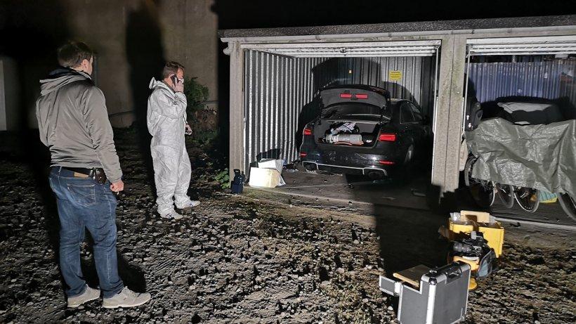 Duisburg: Nach Monaten der Ermittlung – SEK schnappt Sprenger-Bande!