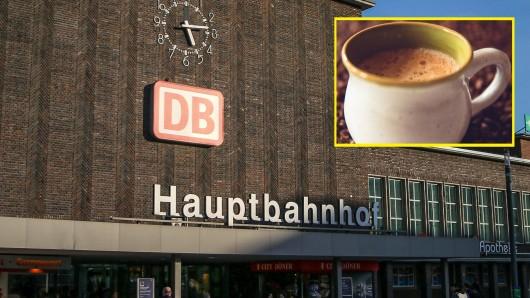 Am Duisburger Hauptbahnhof eskaliert ein Streit auf grausame Art und Weise! (Symbolfoto)