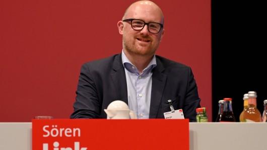 Duisburgs Oberbürgermeister Sören Link überrascht mit einem privaten Geständnis! Der Oberbürgermeister wird...