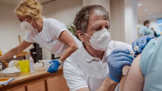 Das Impfzentrum Duisburg nimmt an einem Pilotprojekt zur Vergabe von Impfterminen teil. (Symbolfoto)