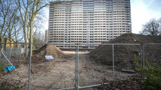 Duisburg: Nach mehreren Anläufen steht jetzt ein fester Termin für die Sprengung des zweiten weißen Riesen.