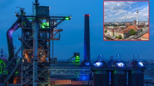 Duisburg schlägt Berlin: Die Pott-Stadt ist der bessere Urlaubsort.