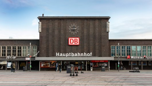 Endlich neue Nachrichten zur Sanierung des Duisburger Hauptbahnhofs!