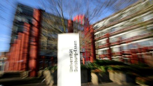 Universität Duisburg-Essen: Große Aufregung um eine abgesagte Lesung an der Hochschule. (Symbolbild)