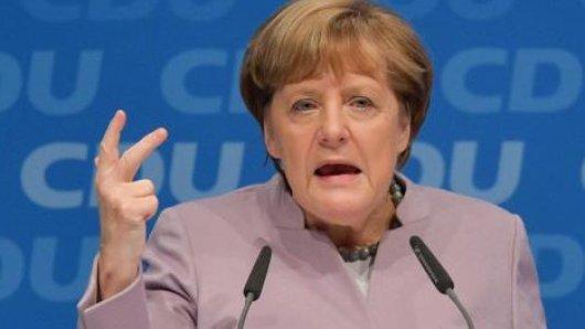 Merkel kommt am Dienstag nach Essen.