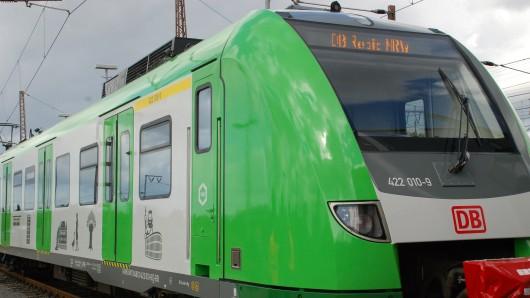 Der VRR stattet ihre S-Bahn-Züge mit WLAN aus.