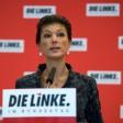 Sahra Wagenknecht poltert gegen die deutsche Sozialpolitik.