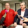 """Jörg Sartor will nicht mit Guido Reil sprechen und findet: """"Politiker wollen sich auf Kosten der Tafel profilieren."""""""