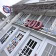 """Die Kult-Bar )Bahnhof Süd"""" in Essen könnte künftig ein Bürogebäude werden."""