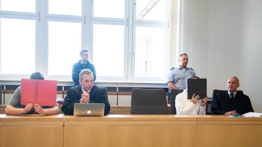 Die Angeklagten müssen sich vor dem Essener Landgericht verantworten.