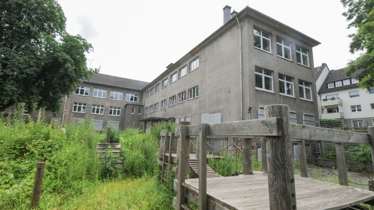 Die Dilldorfschule in Essen-Kupferdreh soll ab 2020 wieder für Schüler öffnen.