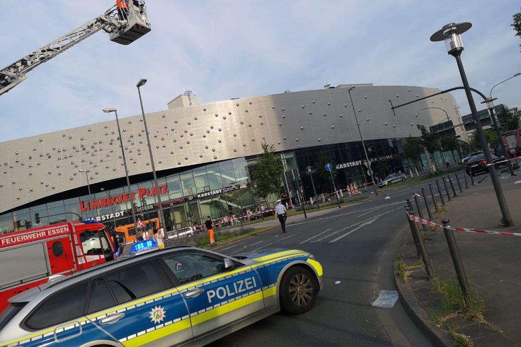 Fünf Verletzte nach Unfall in Essen - Kinder schwer verletzt ...