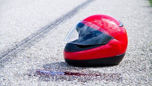 In Dortmund gab es einen schlimmen Unfall mit Motorradfahrern.