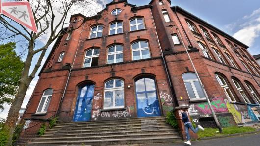 Hauptschule an der Wächtlerstraße: In Essen gibt es momentan zu wenige Lehrer an Hauptschulen.