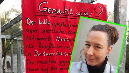 """Maren sucht ihren Traummann aus der Bochumer Diskothek """"Projekt X""""."""