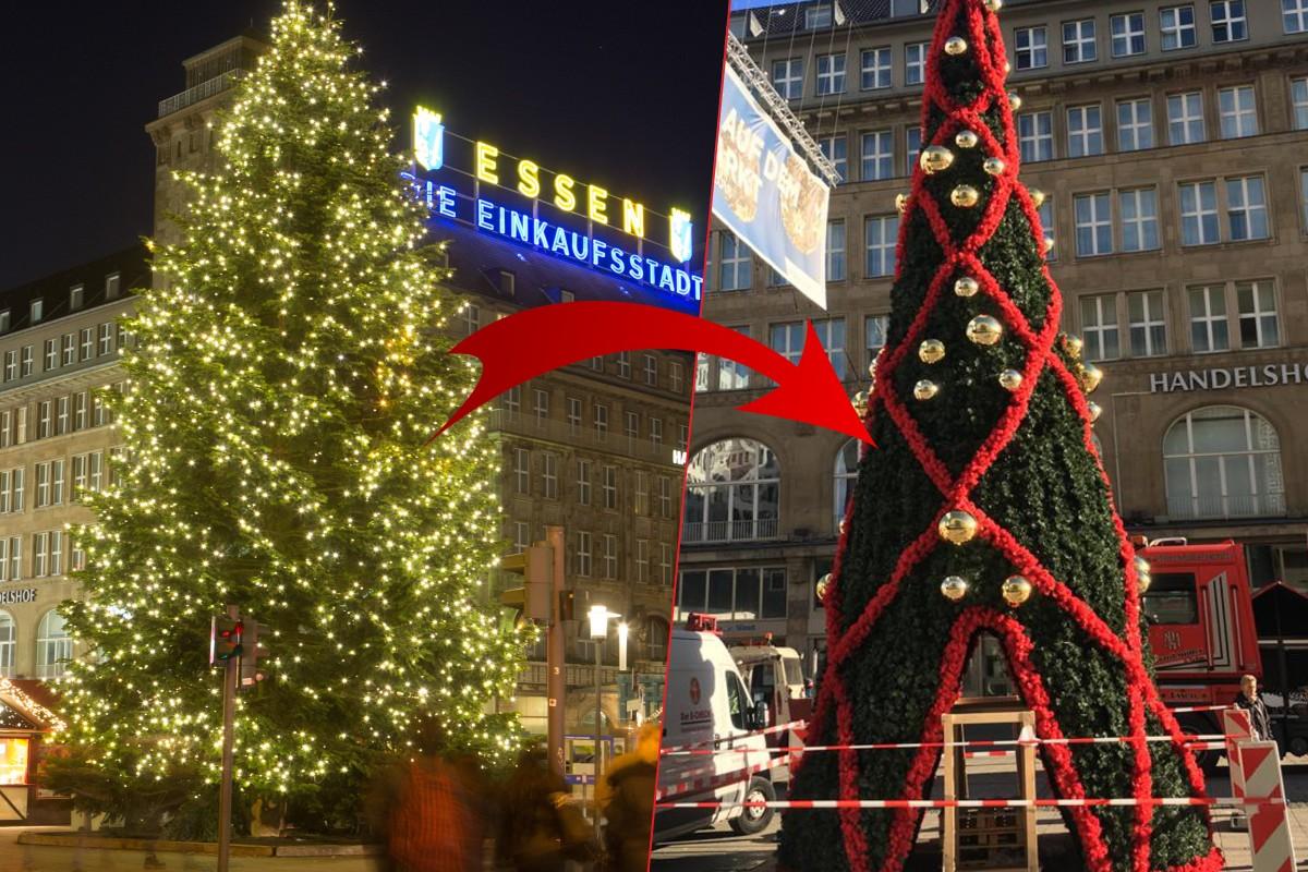 Ndr Weihnachtsbaum.Weihnachtsmarkt Essen 2018 Stadt Geht Einen Krassen Schritt Essen