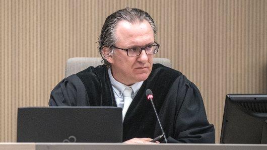 Jörg Schmitt leitet den Ehrenmord-Prozess in Essen als vorsitzender Richter.