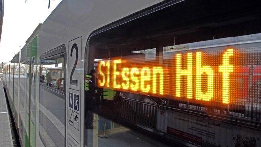 Der Fahrer der S6 erlitt auf dem Weg zum Hauptbahnhof Essen einen schweren Schock.