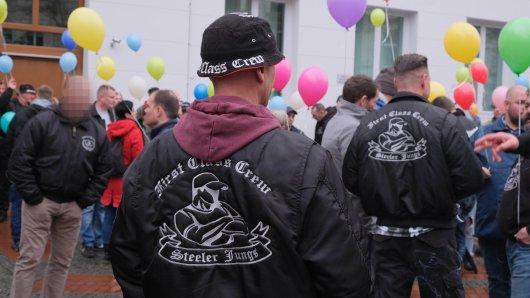 """In der ZDF-Doku: """"Die innere Unsicherheit – Wenn Bürger Streife gehen"""" spielen die """"Steeler Jungs"""" gleich zu Anfang eine tragende Rolle."""