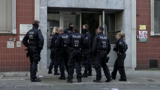 In Essen wurde ein Mann festgenommen, der eine 19-Jährige vergewaltigt haben soll.