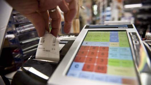 Ab Januar 2020 gibt es eine Bon-Pflicht für alle Lokale, Geschäfte und Betriebe.