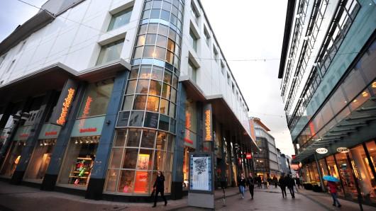 Sportscheck hat das Gebäude in Essen im Januar 2017 verlassen. (Archivbild)