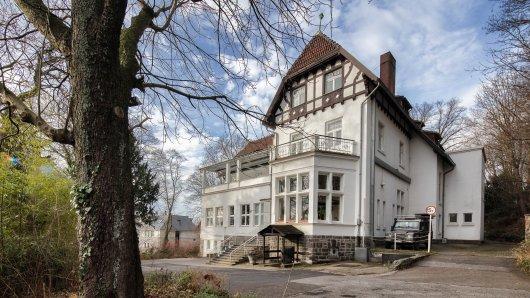 Der Villa Ruhnau in Essen droht ein trauriges Schicksal.