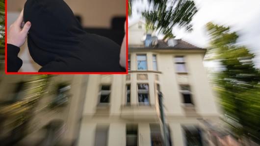 Essen: In der Dachgeschosswohnung am Ellernplatz ließ Benjamin S. den kleinen Luis verdursten. Jetzt startete der Prozess gegen ihn.