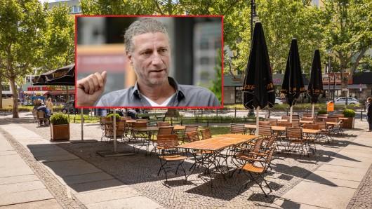 """Thomas """"Ted"""" Terdisch zieht eine katastrophale Bilanz für seine Gastronomien in Essen."""