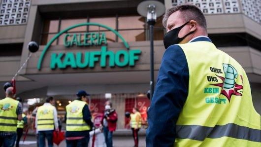 Karstadt Kaufhof in Essen steht vor dem Aus. (Archivbild)