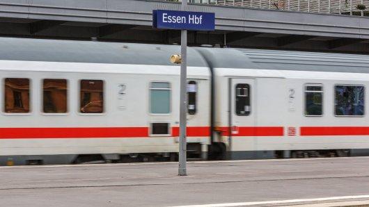 Der Essener Hauptbahnhof kann aktuell nicht befahren werden. (Symbolfoto)
