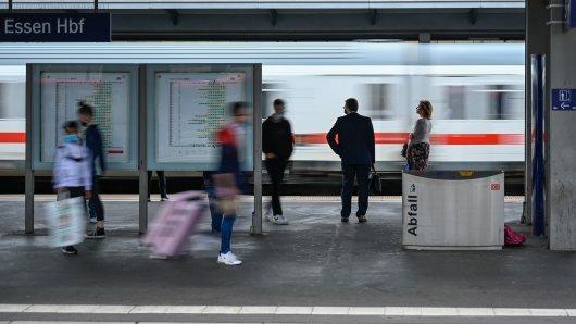 Zwischen Essen Hauptbahnhof und Mülheim Bahnhof gibt es derzeit eine Streckensperrung.