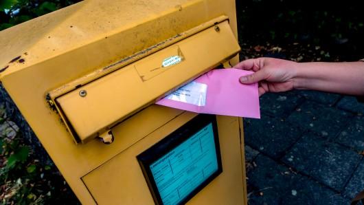 Die Deutsche Post streikt. Wie kommt der Brief zur Wahl trotzdem pünktlich an?