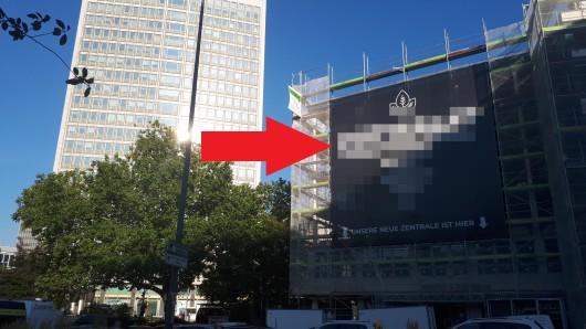 Dieses Unternehmen zieht jetzt in das Gebäude an der Bismarckstraße.