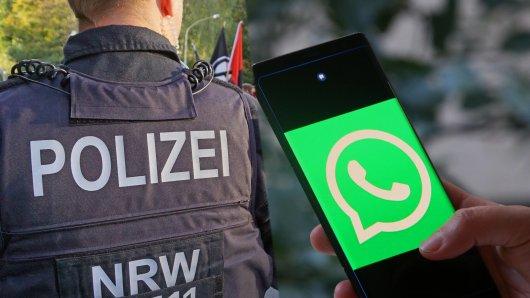 Polizisten aus Essen und Mülheim schickten sich über Jahre hinweg Nazi-Bilder. Wie kann das Vertrauen nun wiederhergestellt werden? Ein Kommentar.