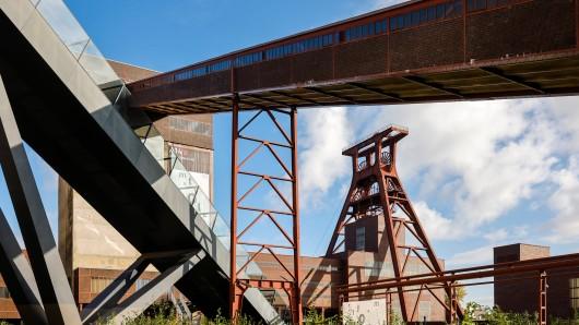 Eine weitere Veranstaltung an der Zeche Zollverein in Essen fällt der Corona-Pandemie zum Opfer.