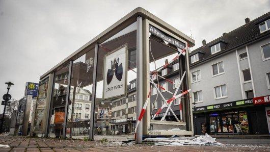 Die Silvester-Randalen in Essen-Altenessen haben ihre Spuren hinterlassen – vor allem bei den Bewohnern des Stadtteils.