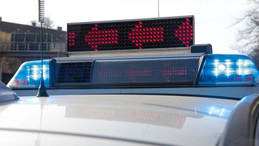 Essen: Ein Autofahrer wollte sich einer Polizeikontrolle entziehen. (Symbolbild)