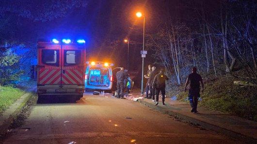 Essen: Tötungsdelikt am Friedhof in Überruhr! Ein Mann wurde offenbar bei einem Streit lebensgefährlich verletzt.