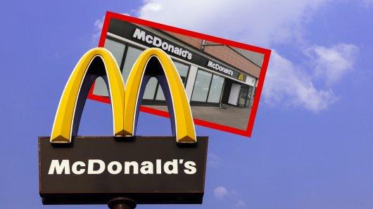 Eine McDonald's-Filiale in Essen hat kürzlich ihre Türen geschlossen.