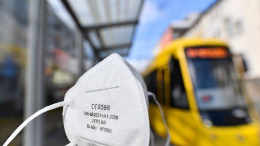 Essen: In den Bussen und Bahnen der Ruhrbahn braucht man keine FFP2-Masken mehr.