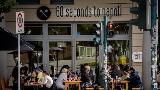 """In der Pizzeria """"60 seconds to Napoli"""" arbeitet ein ehemaliger Pizza-Weltmeister. (Archivbild)"""