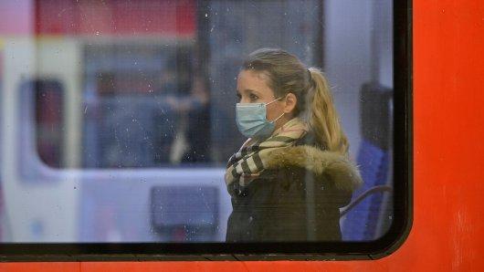 Essen: Eine Frau erlebt Ekelhaftes in einer S-Bahn. (Symbolbild)