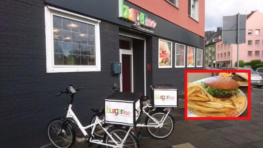 Essen: Im Stadtteil Frohnhausen hat ein neuer Burger-Laden mit einem ungewöhnlichen Konzept eröffnet. Wir haben es getestet.
