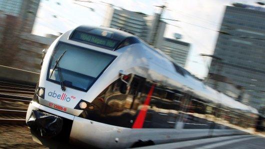 Die Abellio gibt eine S-Bahn wieder frei. (Symbolbild)