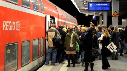 Deutsche Bahn: Chaos am Montagmorgen in Essen, Dortmund, Duisburg und Co. (Symbolbild)