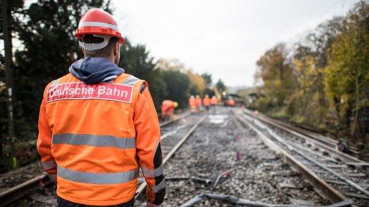 Deutsche Bahn in Essen: Eine Bahnstrecke muss über Wochen gesperrt werden. (Symbolbild)