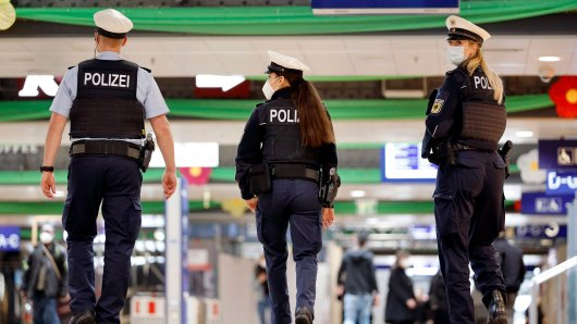 Am Essener Hauptbahnhof macht die Bundespolizei eine zufällige Entdeckung. (Symbolbild)
